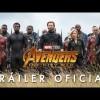 "Tráiler oficial de ""Avengers: Infinity War"""