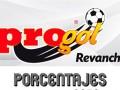 Porcentajes Progol del concurso 2039 – Partidos del Viernes 26 al Domingo 28 de Febrero del 2021