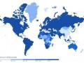 Mapa con la expansión del Coronavirus en México y el Mundo en Vivo – Jueves 25 de Febrero del 2021
